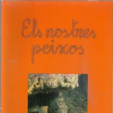 Libros de segunda mano: ELS NOSTRES PEIXOS / J. NADAL. GIRONA : DIPUTACIO, 1981. 21X15 CM. 255 P.. Lote 38529126