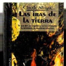 Livres d'occasion: LAS IRAS DE LA TIERRA. EL GRAN LIBRO DE LA GEOFISICA (CI-133). Lote 38641348