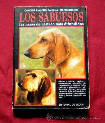 LOS SABUESOS (Libros de Segunda Mano - Ciencias, Manuales y Oficios - Biología y Botánica)