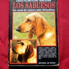 Livros em segunda mão: LOS SABUESOS. Lote 38949169