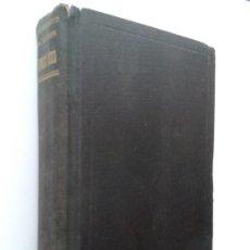 Libros de segunda mano de Ciencias: FISICA QUIMICA - ARNALDO EUCKEN - EDITORIAL MANUEL MARIN - 1942. Lote 39057236