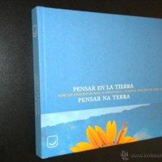 Libros de segunda mano: PENSAR EN LA TIERRA. HÁBITOS ECOLÓGICOS PARA LA VIDA DIARIA. Lote 39700197