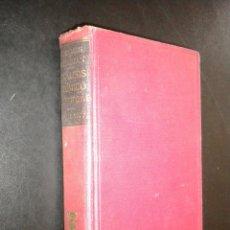Libros de segunda mano de Ciencias: ANÁLISIS QUÍMICO CUANTITATIVO PARA INSTITUTOS Y ESCUELAS ESPECIALES. CLOWES Y COLEMAN. Lote 39701072