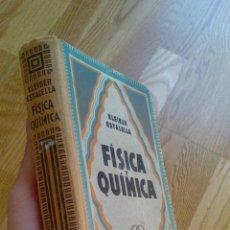 Libros de segunda mano de Ciencias: COMPENDIO DE FÍSICA Y QUÍMICA / KLEIBER , ESTALELLA. Lote 39935757