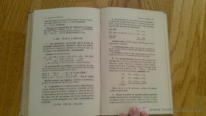 Libros de segunda mano de Ciencias: COMPENDIO DE FÍSICA Y QUÍMICA / KLEIBER , ESTALELLA - Foto 8 - 39935757