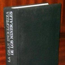 Libros de segunda mano: LA GRAN ENCICLOPEDIA DE LOS MINERALES POR RUDOLF DUDA Y LUBOS REJL DE ED. SUSAETA EN PRAGA 1990. Lote 40537011