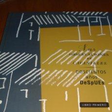 Libros de segunda mano: LAS OBSERVACIONES DE CAVANILLES DOSCIENTOS AÑOS DESPUES - LIBRO 1º. Lote 40760788
