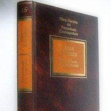 Libros de segunda mano de Ciencias: EL SIGNIFICADO DE LA RELATIVIDAD -TEORIA ESPECIAL Y TEORIA GENERAL DE LA RELATIVIDAD-ALBERT EINSTEIN. Lote 40796976
