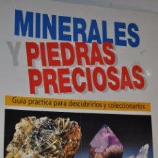 Libros de segunda mano: MINERALES Y PIEDRAS PRECIOSAS. TRES TOMOS. RM64113. Lote 88607711