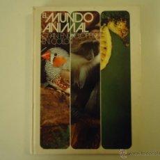 Libros de segunda mano: EL MUNDO ANIMAL. Lote 41015356