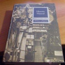 Libros de segunda mano: HISTORIA NATURAL. BIBLIOTECA HISPANIA) TAPA DURA 1965 (LB5). Lote 41032717