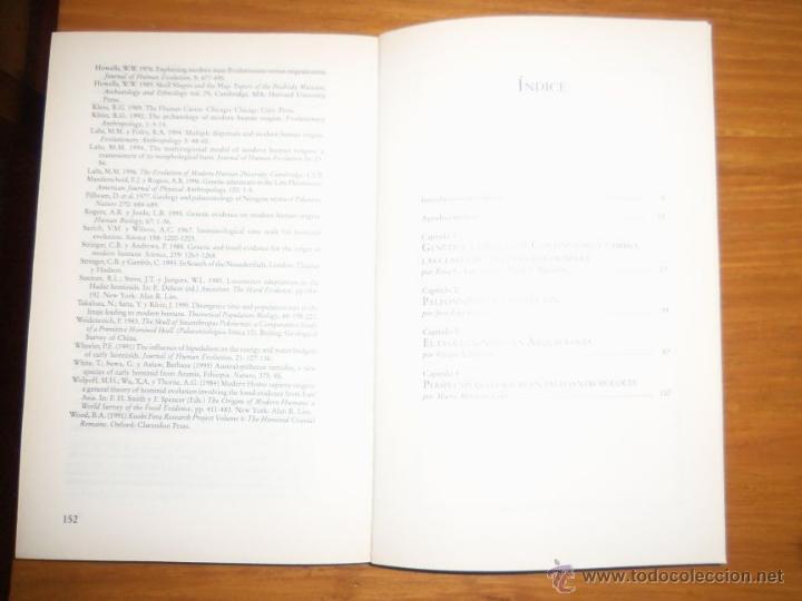 Libros de segunda mano: LA EVOLUCION Y LAS CIENCIAS, por Vivian Scheinsohn - EMECE - Argentina - 2001 - Foto 3 - 41373504