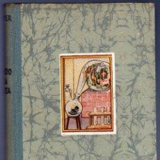Libros de segunda mano de Ciencias: EL MUNDO EN LA RETORTA. UNA QUÍMICA MODERNA PARA TODO. HANS JOACHIM FLECHTNER.. Lote 41412827