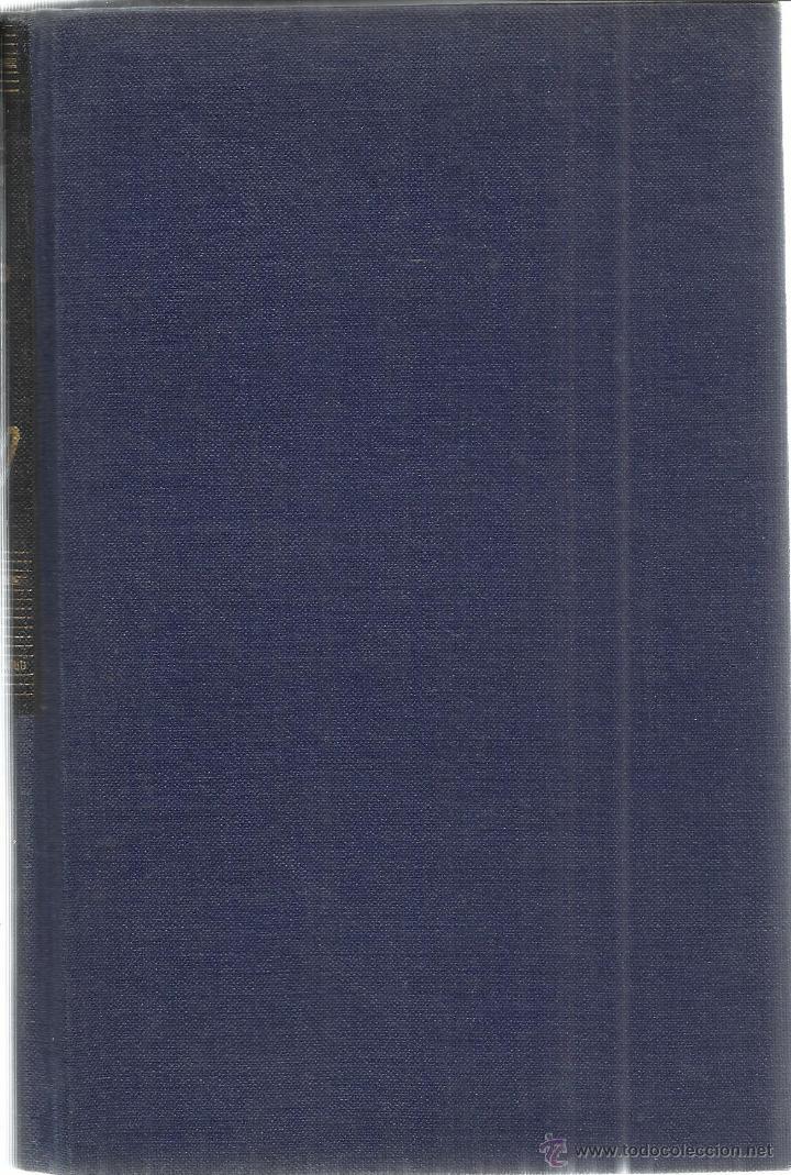 Libros de segunda mano: ESTUDIO CIENTÍFICO DEL SUELO. SIR A. D. HALL. AGUILAR EDICIONES. MADRID. 1950 - Foto 2 - 41501058