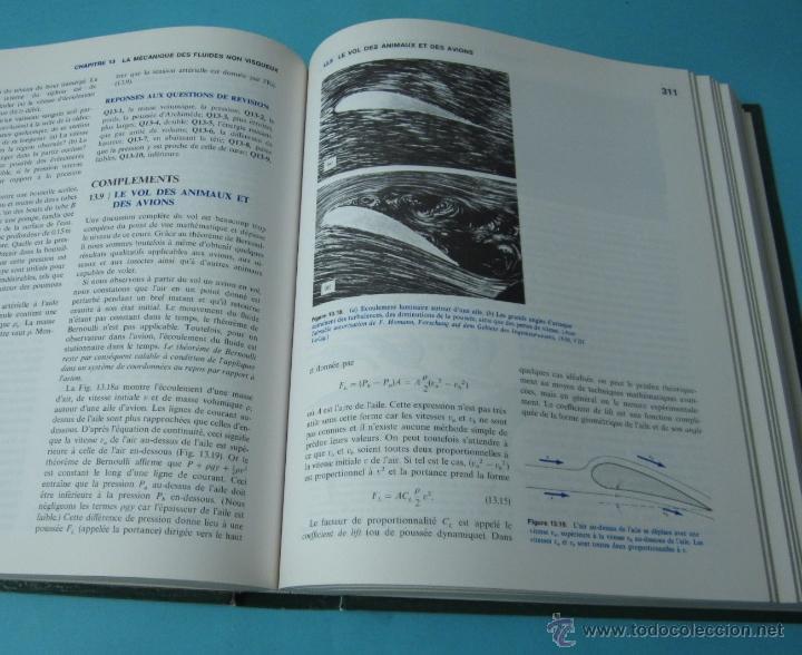 Libros de segunda mano de Ciencias: PHYSIQUE. JOSEPH KANE ET MORTON STERNHEIM. EDICIÓN EN FRANCÉS - Foto 2 - 41579617