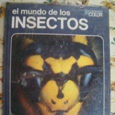 Libros de segunda mano - EL MUNDO DE LOS INSECTOS - TEIDE 1973- DOCUMENTAL EN COLOR - ¡¡¡ PRECINTADO !!! - 41735328