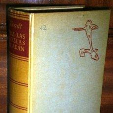 Libros de segunda mano: TRAS LAS HUELLAS DE ADÁN POR HERBERT WENDT ED. NOGUER EN BARCELONA 1966 6ª EDICIÓN. Lote 41738355