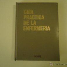 Libros de segunda mano de Ciencias: GUIA PRACTICA DE LA ENFERMERÍA. Lote 42115725