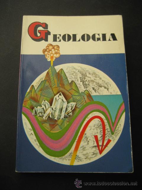 LIBRO GEOLOGIA. EDICIONES DAIMON 1974 (Libros de Segunda Mano - Ciencias, Manuales y Oficios - Paleontología y Geología)