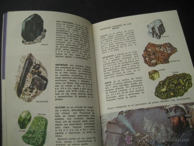 Libros de segunda mano: LIBRO GEOLOGIA. EDICIONES DAIMON 1974 - Foto 3 - 42315206