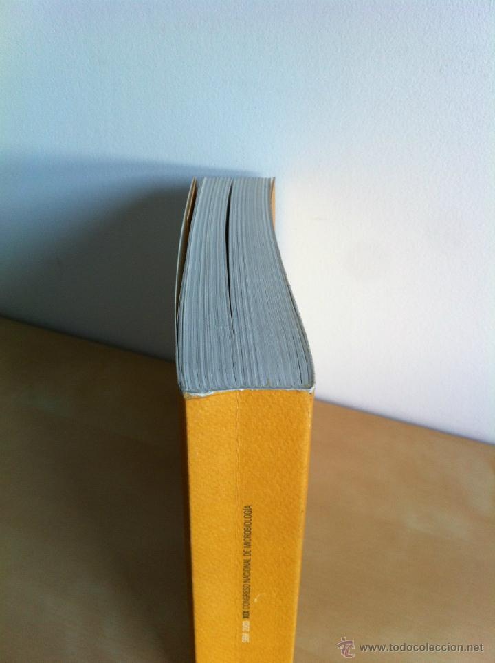 Libros de segunda mano: SEM 2003. XIX CONGRESO NACIONAL DE MICROBIOLOGÍA. ------------------------3ª COMPRA ENVÍO GRATIS---- - Foto 6 - 42542860