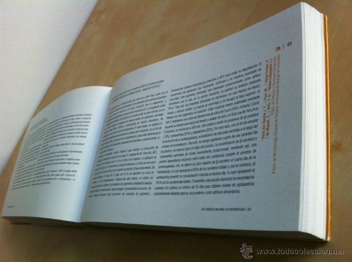 Libros de segunda mano: SEM 2003. XIX CONGRESO NACIONAL DE MICROBIOLOGÍA. ------------------------3ª COMPRA ENVÍO GRATIS---- - Foto 14 - 42542860