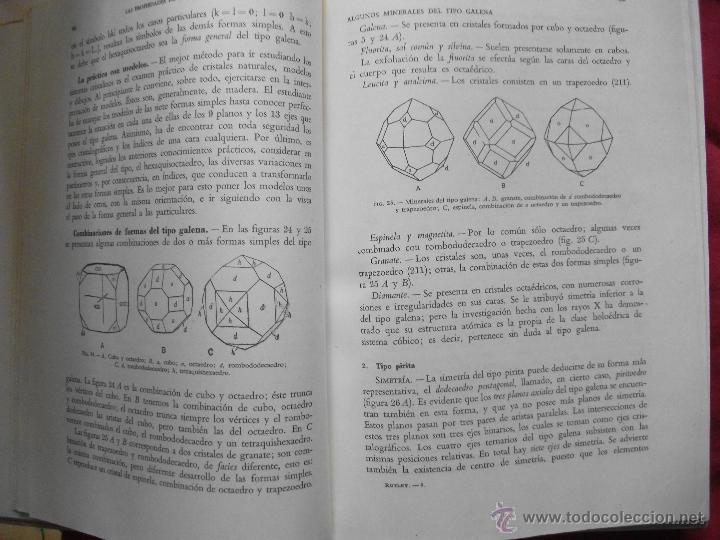 Libros de segunda mano: LIBRO ELEMENTOS DE MINERALOGIA 1959 RUTLEY - READ - Foto 3 - 42892147