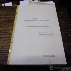 Libros de segunda mano: 3316.-GRAN CANARIA-EL CUATERNARIO EN LA ISLA DE GRAN CANARIA. Lote 43451314