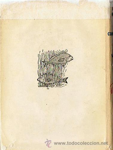 Libros de segunda mano: PECES RAROS Y SUS CURIOSIDADES A. HYATT VERRILL 1962 - Foto 4 - 43476615