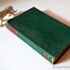Libros de segunda mano: FLORICULTURA DE GABRIEL BORNAS Y DE URCULLO SALVAT 1953 * ILUSTRADO 136 GRABADOS 6 LAMINAS EN COLOR. Lote 43905471