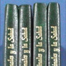 Libros de segunda mano: GUÍA PRÁCTICA DE LAS PLANTAS MEDICINALES Y LA SALUD. 4 TOMOS. RUEDA 1998.. Lote 43950947