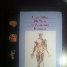 Libros de segunda mano: GRAN ATLAS DE ANATOMIA HUMANA - OCEANO/CENTRUM - P.H. ABRAHANS, R.T. HUTCHINGS, S.C. MARKS - 1998 - . Lote 43982411
