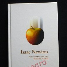 Libros de segunda mano de Ciencias: ISAAC NEWTON - BIOGRAFÍA FÍSICO MATEMÁTICO INGLÉS - RICHARD S WESTFALL - CIENCIAS FÍSICA - ABC LIBRO. Lote 43996935