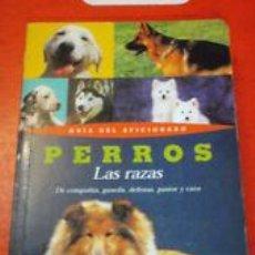 Libros de segunda mano: PERROS: LAS RAZAS. Lote 44095379