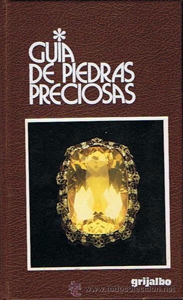 GUÍA DE PIEDRAS PRECIOSAS CURZIO CIPRIANI - ALESSANDRO BORELLI (Libros de Segunda Mano - Ciencias, Manuales y Oficios - Paleontología y Geología)