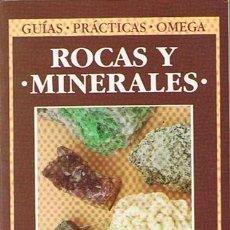 Libros de segunda mano: ROCAS Y MINERALES PAT BELL - DAVID WRIGHT. Lote 44338927
