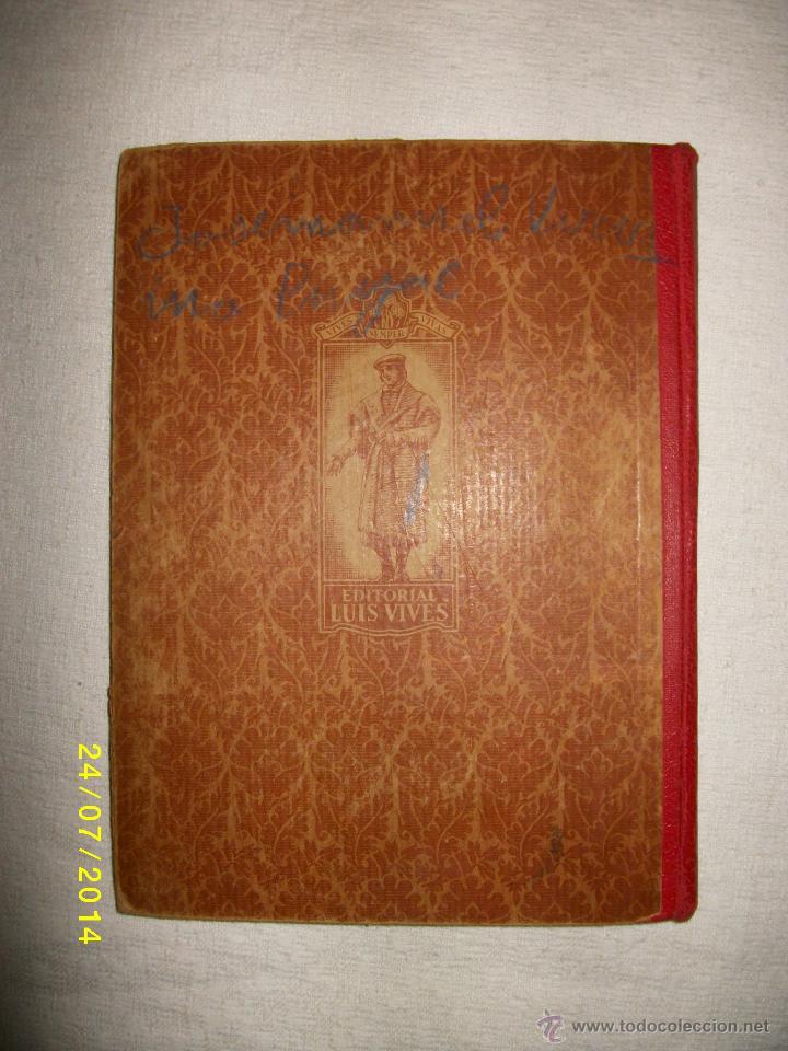 Libros de segunda mano de Ciencias: MATEMATICAS CUARTO CURSO 1955 - Foto 4 - 44390523