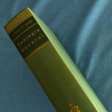 Libros de segunda mano: ZOOLOGÍA GENERAL. TRACY I. (IRWIN) STORER, ROBERT L. (LESLIE) USINGER. EDICIONES OMEGA, 1968, 6ª ED.. Lote 44928515