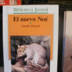 Libros de segunda mano: GERALD DURREL - EL NUEVO NOE. Lote 45186213