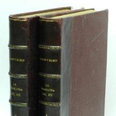 Libros de segunda mano: LA CORDILLERA DEL RIF TOMO I Y II , EDICION ILUSTRADA, 1937 PRIMERA EDICION. (FALLOT, P. ; A. MARIN. Lote 45495297