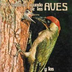 Libros de segunda mano: EL FABULOSO MUNDO DE LAS AVES Y LOS PECES. Lote 45768948