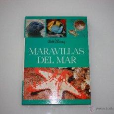 Libros de segunda mano: WALT DISNEY - MARAVILLAS DEL MAR - 1968. Lote 45928043