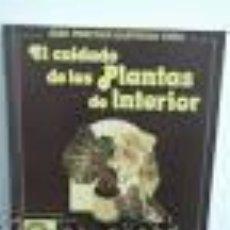 Libros de segunda mano: EL CUIDADO DE LAS PLANTAS DE INTERIOR,BLUME. Lote 46024236