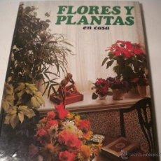 Libros de segunda mano: PLANTAS Y FLORES. Lote 46176809