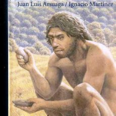 Libros de segunda mano: ARSUAGA / MARTINEZ : LA ESPECIE ELEGIDA (CIRCULO, 1999). Lote 46427076