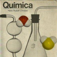 Libros de segunda mano de Ciencias: 0013657 QUIMICA / HANS RUDOLF CHRISTEN. Lote 46486966
