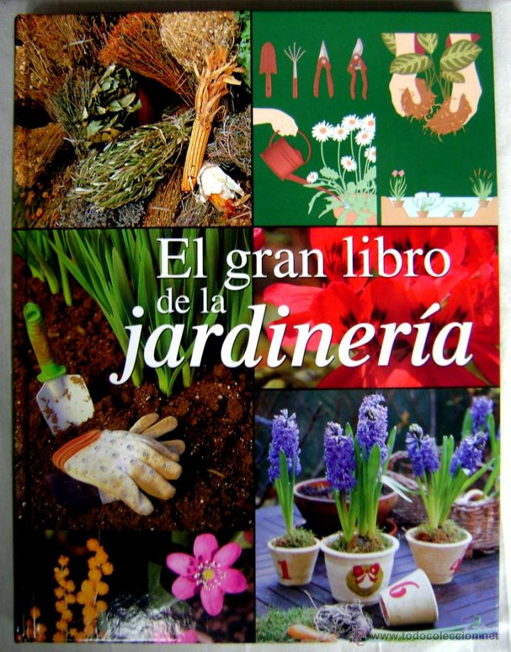 El gran libro de la jardineria comprar libros de - Libros sobre jardineria ...