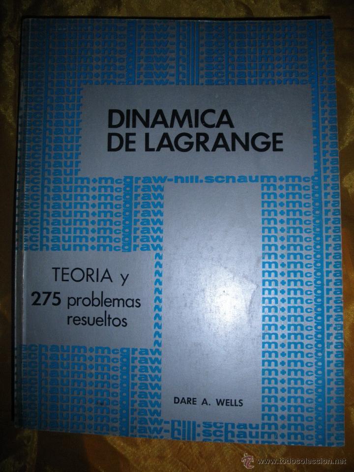lagrangian dynamics schaum series pdf