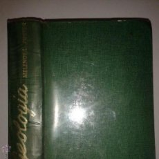 Libros de segunda mano: GEOLOGÍA B. MELENDEZ Y JOSÉ Mª FUSTER 1975 ED. PARANINFO. Lote 46624488
