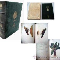 Libros de segunda mano: ATLAS DE HISTORIA NATURAL DONADO POR FELIPE II A JAIME HONORATO POMAR. EJEMPLAR Nº1686/3000. FACSÍMI. Lote 46984905